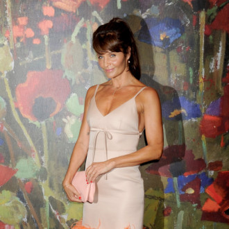 Helena Christensen loves how flattering a bodysuit is
