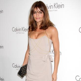Helena Christensen Loved 'Playing Around' With Lingerie