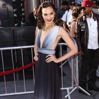 Gal Gadot doesn't get star-struck