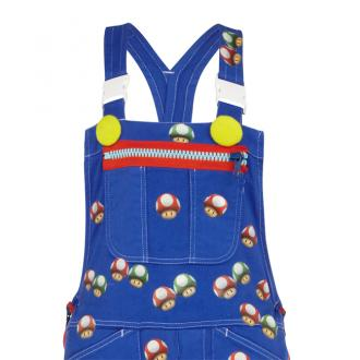 Henry Holland Redesigns Dungarees To Celebrate Super Mario Bros. Anniversary