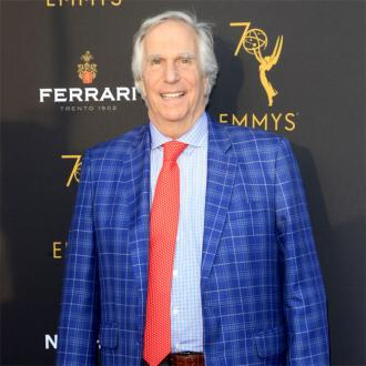Henry Winkler Gave Old Speech