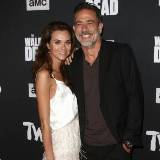 Hilarie Burton and Jeffrey Dean Morgan are married