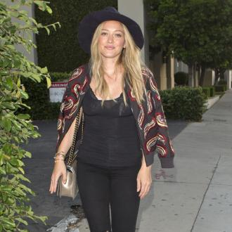 Hilary Duff helps her sister regain pre-pregnancy figure