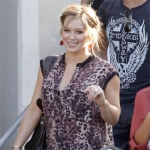 Hilary Duff's 'Easy' Pregnancy