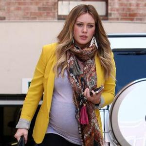 Hilary Duff Welcomes Baby Boy