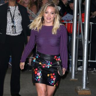 Hilary Duff Is Throwing A Ghostbusters-themed Party For Her Son