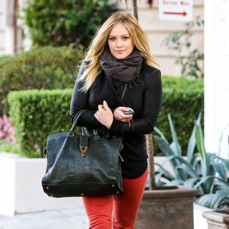 Hilary Duff Boxed Her Baby Weight Off