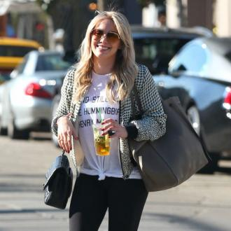 Hilary Duff Doesn't Want To Be Skinny