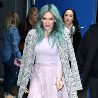 Hilary Duff Had Cool Date