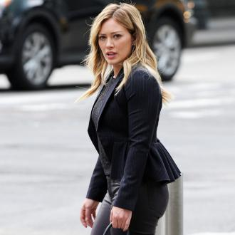 Hilary Duff wants girl-only vacation
