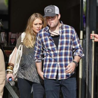Hilary Duff And Mike Comrie Had Marriage Counselling