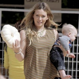 Hilary Duff: 'I Wish My Friends Had Kids'