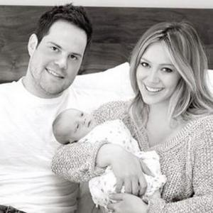 Hilary Duff Shares Family Picture