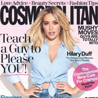 Hilary Duff finds dating tough