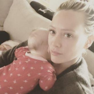 Hilary Duff's daughter suffering from colic