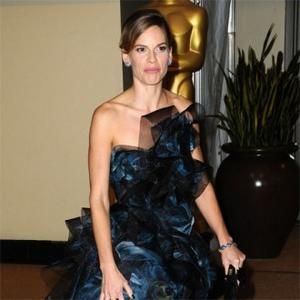 Hilary Swank's Weight Gain Problems