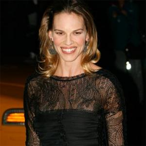 Hilary Swank Splits From Boyfriend