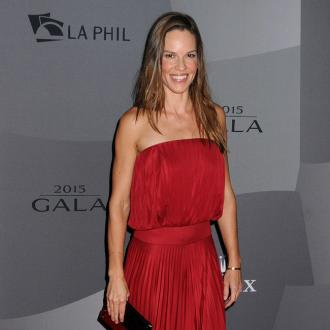 Hilary Swank: There's still a way to go with trans rights