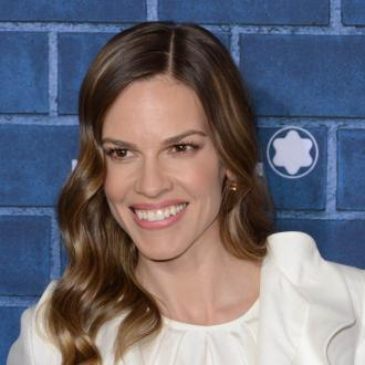 Hilary Swank: The coronavirus pandemic is heartbreaking