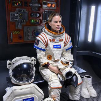 Hilary Swank: I developed claustrophobia from wearing a spacesuit in Away