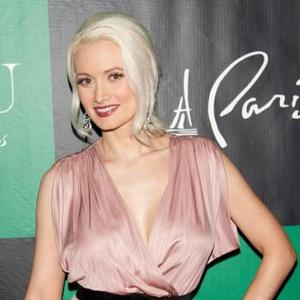 Holly Madison Is Pregnant