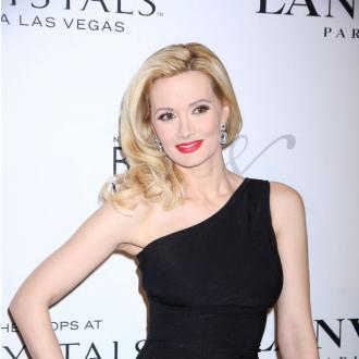Holly Madison: Hugh Hefner wrote me 'creepy' letters