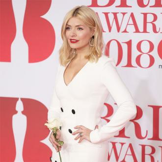 Holly Willoughby Isn't Good At Taking Off Her Make-up