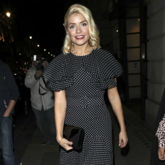 Modelling helped Holly Willoughby 'come out of her shell'