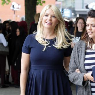 Holly Willoughby Says Fearne Cotton Was 'Scarily Beautiful' Bride