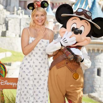 Holly Willoughby named her daughter after Disney Princess