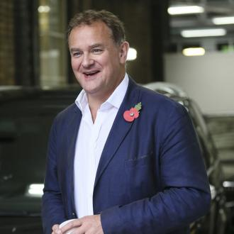 Hugh Bonneville's ice skating dream