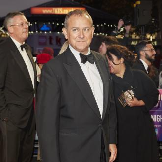 Hugh Bonneville says Dame Maggie Smith has best lines in Downton Abbey movie