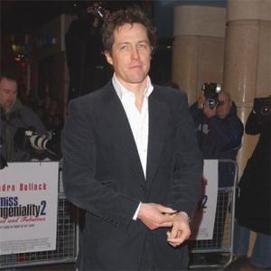 Hugh Grant's Baby Is Called Happy Accident