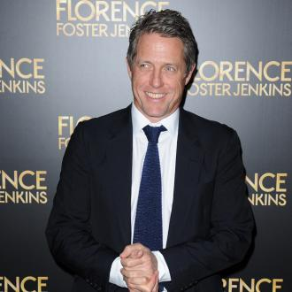 Hugh Grant Embracing Married Life