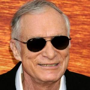 Hugh Hefner Planning London Casino