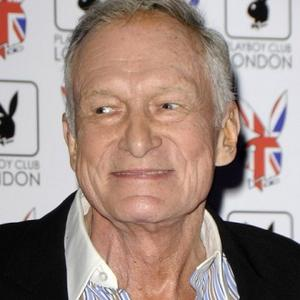 Hugh Hefner Announces New Girl Number Two