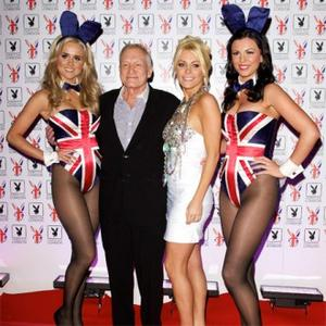 Hugh Hefner Says Age Gap Not A Problem