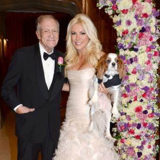 Crystal Harris married for security