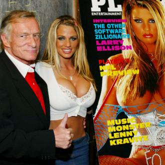 Katie Price reminisces on 'great times' with Hugh Hefner after his death
