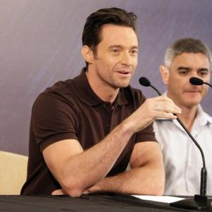 Hugh Jackman Auctions Off Workout