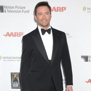 Hugh Jackman Needs Stubble To Work