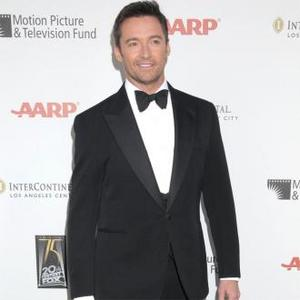Hugh Jackman's 'Full-on' Les Miserables Role