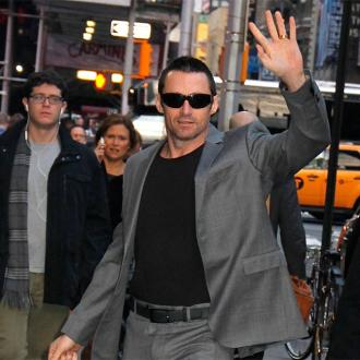 Hugh Jackman's sunscreen regret