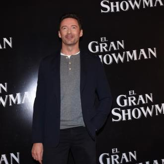 Hugh Jackman was son's 'wingman'