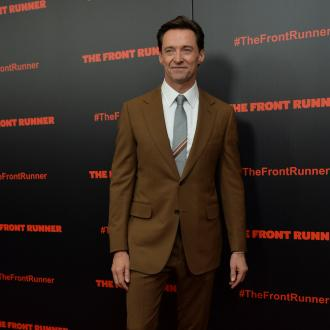 Hugh Jackman goes back to school