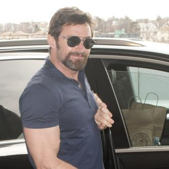 Hugh Jackman jumped in ocean for Wolverine