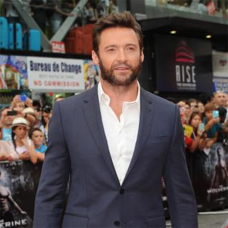 Hugh Jackman Doesn't Talk To His Son About Films