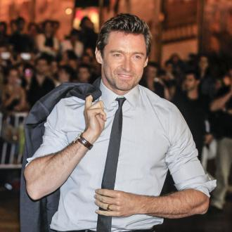Hugh Jackman celebrates Australia Day in New York