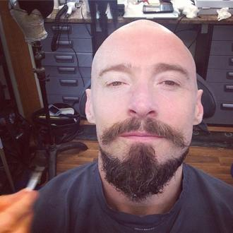 Hugh Jackman Shaves His Head For New Role