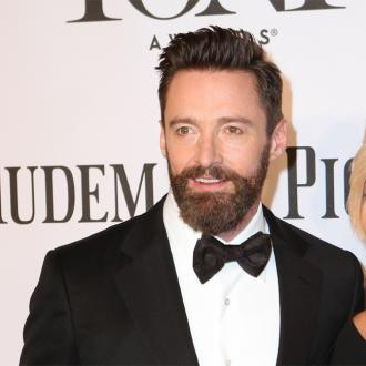 Hugh Jackman In Stage Accident